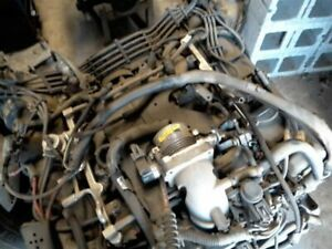 Engine 4 6l Vin W 8th Digit Thru 10 91 Fits 91 92 Lincoln Town Car 4492