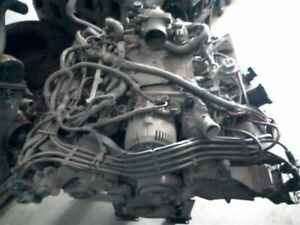 Engine 4 6l Vin W 8th Digit Thru 10 91 Fits 91 92 Lincoln Town Car 4481