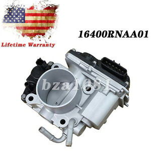Electronic Throttle Body Assembly 16400 rna a01 For 2006 2011 Honda Civic 1 8 Us