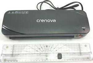 Thermal Laminator 4 In 1 9 Inches Paper Trimmer Corner Rounder Crenova A4