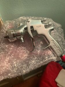 Devilbiss Flg 641s 15 Finish Line Flg3 Conventional Feed Spray Gun Automotive