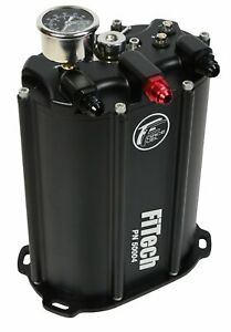 Fitech Fuel Injection 50004 Force Fuel System Supports Up To 800 Hp E 85 Alcohol