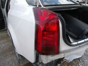 2003 2007 Cadillac Cts Left Drivers Side Tail Light Great Condition Oem