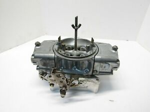 Demon 750 Cfm Alcohol Double Pumper Carburetor Imca Wissota Ump Alky