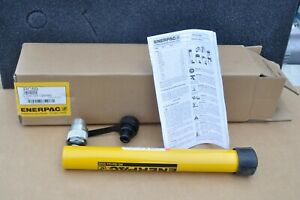 Enerpac Rc59 Hydraulic Cylinder 5 Ton 9 Stroke 10 000 Psi New