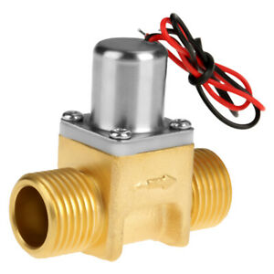 Pulse Electromagnetic Valve Reusable Solenoid Valve For Induction Cleaner