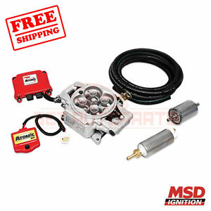 Msd Fuel Injection System Msd2900