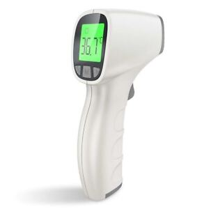 Medical Non contact No Touch Body Forehead Ir Infrared Laser Digital Thermometer