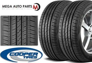 2 Cooper Cs5 Grand Touring 215 60r16 95t All Season Tires Closeout