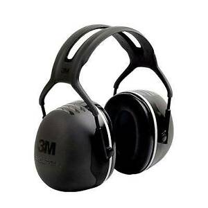 3m Peltor X series Over the head Earmuffs Nrr 31 Db One Size Fits pack Of 1