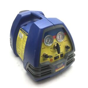 Yellow Jacket 95760 Recoverxlt Refrigerant Recovery Machine 2 port 1 2hp 115vac