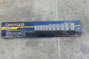Carlyle By Napa Bset11 11 Piece External Star Socket Set