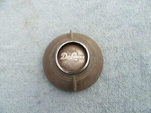 1939 Ford Deluxe Steering Wheel Horn Button Center Cap