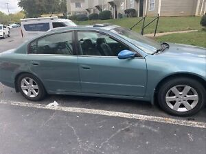 Nissan Altima 2003 With Brand New Tires