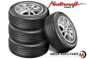 4 Mastercraft Avenger M8 215 60r16 94v Ultra High Performance All Season Tires