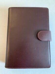 Vintage Filofax Day Runner Running Mate Edition Large Planner