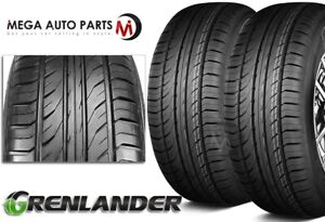 2 New Grenlander Colo H01 195 60r14 86h Performance Tires