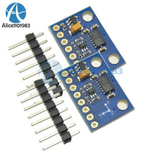 2pcs Lsm303dlhc E compass 3 axis Accelerometer And 3 Axis Magnetometer Module