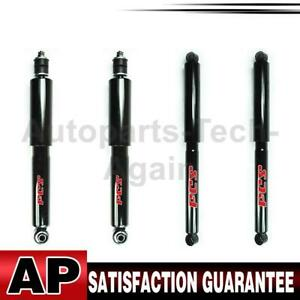Focus Auto Parts Shock Absorber Front Rear Set Of 4 For Ford Bronco 1984 1996