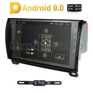 9 For Toyota Tundra 2007 2008 2009 2010 2013 Android Car Gps Radio Stereo Dsp c
