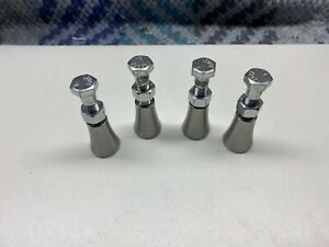 Machinist Jacks Set Of Four Made From 303 Stainless Steel New Made In Usa