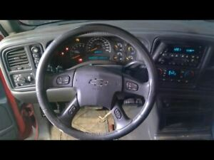 Steering Wheel 2005 Silverado Truck Pickup 1500 Sku 2812467