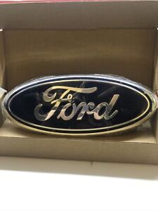 Front Grulle Tailgate Emblem For Ford