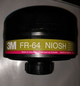 3m Fr 64 Niosh Filter 40mm Nato Abek Cbrn Exp 2009 Unopened New