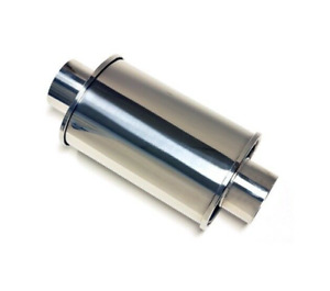 Vibrant 1142 3 Ultra Quiet Resonator Exhaust System Car Muffler