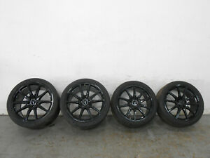 2016 15 17 18 Mercedes Amg Gts Gt S C190 Oem Staggered Wheel Tire Set 0845