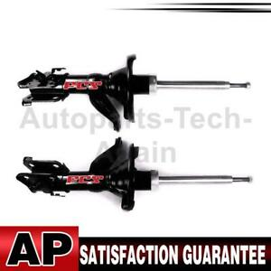 Focus Auto Parts Suspension Strut Assembly Front 2x For Honda