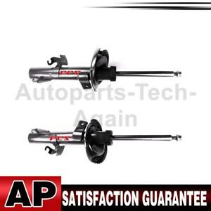 Focus Auto Parts Suspension Strut Assembly Front 2x For Volvo
