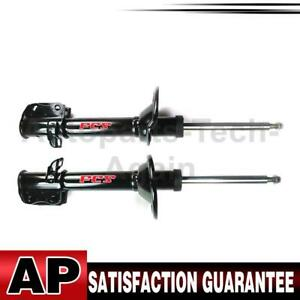 Focus Auto Parts Suspension Strut Assembly Rear 2x For Subaru