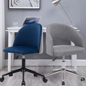 Home Office Chairs Swivel Computer desk Chair Mid Back Adjustable Ergonomic