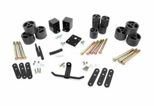 Rough Country 2 0 Body Lift Kit For Jeep Wrangler Yj 4wd Rc610