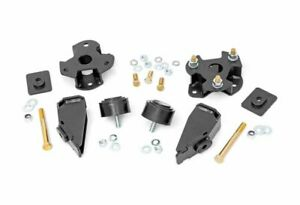 Rough Country 2 0 Front Suspension Leveling Kit For 12 18 Ram 1500 4wd 30300