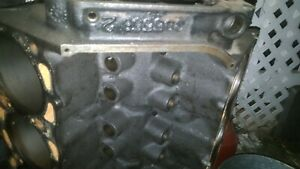1978 Olds Cutlass Supreme 350 Engine Block And Heads