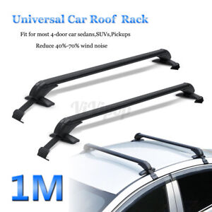 39 4 Roof Rack Cross Bars Luggage Carrier Rubber Gasket 4dr Car Suv Anti Theft