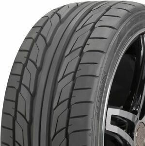Nitto Tire Nt555 G2 255 45 18 Summer Ultra High Performance Radial Tire 211040