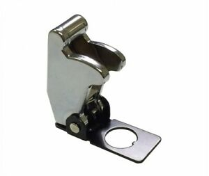 Wirth Co 20563 7 Aircraft Style Toggle Switch Cover chrome pack Of 1