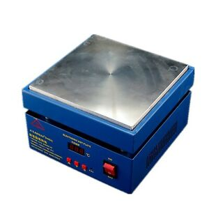 946c Electronic Hot Plate Preheating Station For Pcb Smd Heating Work 220 110v