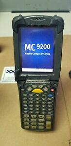 Symbol Zebra Motorola Mc92n0 g Scanner Used With Battery See Condition