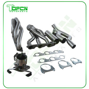 For Impala Regal Grand Prix 3 8l V6 Supercharge Exhaust Manifold Header Downpipe