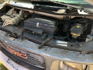Savana 3500 Van Engine 6 5l Turbo Diesel Vin F 8th Digit 97 98 99 00 Motor