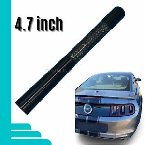 4 7 Antenna Black For Ford Mustang 2005 2014