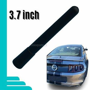 3 7 Antenna Black For Ford Mustang 2005 2014