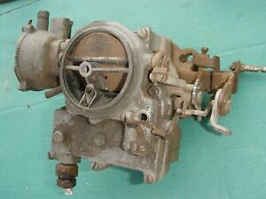 Pontiac Rochester Tri Power Carburetor 59 60 61 62 63 64 65 1961 1963 1965 1964