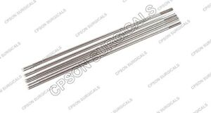 Orthopedic Guide Wire Stainless Steel Surgical Instruments
