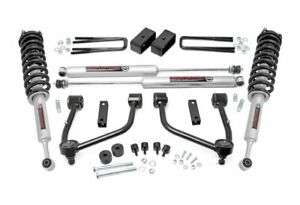 Rough Country 3 5 Suspension Lift Kit For 07 20 Toyota Tundra 76831