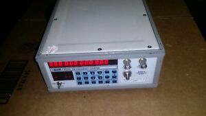 Eip 28b Microwave Frequency Counter 10hz 26 5ghz Opt 05 021
